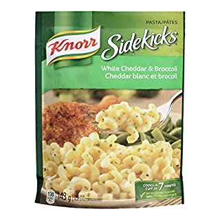 Knorr Pasta White Cheddar+Broccoli Side Dishes 143 Grams, Pack of 8 (B00IHRSH7G) | Amazon price tracker / tracking, Amazon price history charts, Amazon price watches, Amazon price drop alerts
