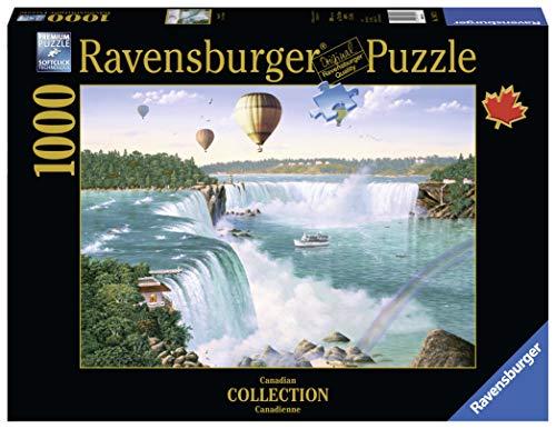 Ravensburger 19871 - Niagara Falls Erwachsene Puzzle 1000 Teile Mehrfarbig, 19871