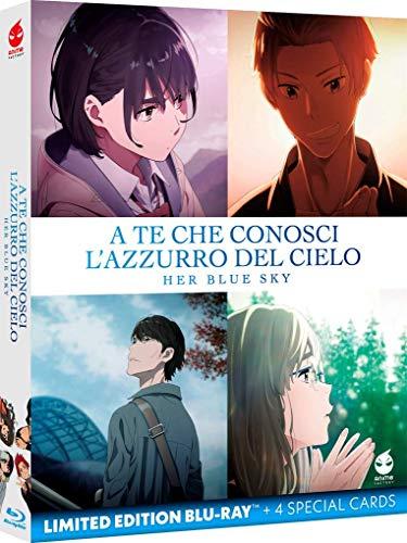 A Te Che Conosci L'Azzurro Del Cielo – Her Blue Sky (Edizione Limitata Blu-ray + 4 Card) (Limited Edition) ( Blu Ray)