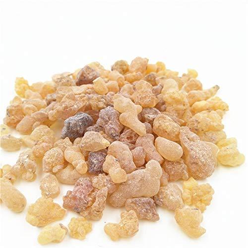 100GR Incenso in grani naturale resina per meditazione pura (Lacrime di Somalia)