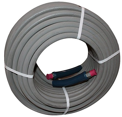 100 ft power washer hose - 2