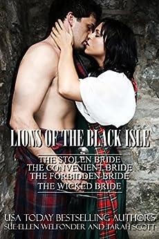 Lions of the Black Isle Books I-IV by [Sue-Ellen Welfonder, Tarah Scott, Allie Mackay]