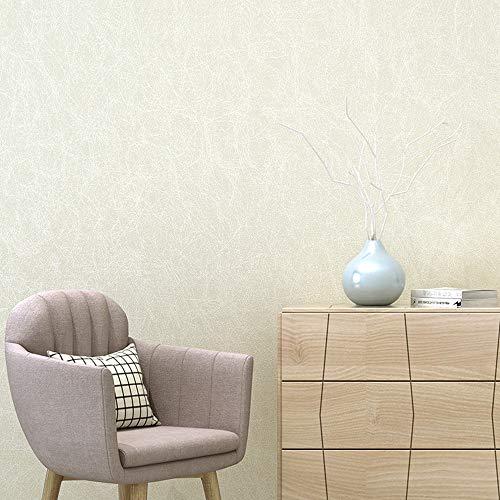 ZHAORLL Vliestapete Silk Plain tapete Wohnzimmer Schlafzimmer einfarbig TV Hintergrund tapeten Nicht selbstklebend 53 cm * 9 Mt,A