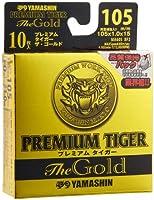 山真製鋸(YAMASHIN) プレミアムタイガー ザ・ゴールド105 10枚入 105x1.0mm PTG-105-10