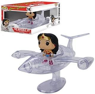 Wonder Woman Invisible Jet Pop! Vinyl Vehicle