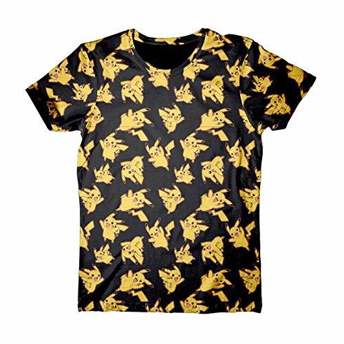 Pokémon T-Shirt imprimé pour Homme - XS