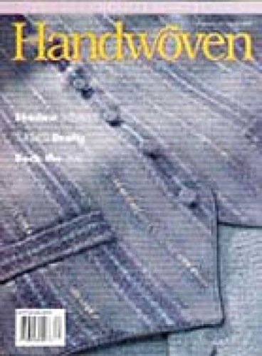 Interweave Handwoven – wrzesień/październik 1998 r.