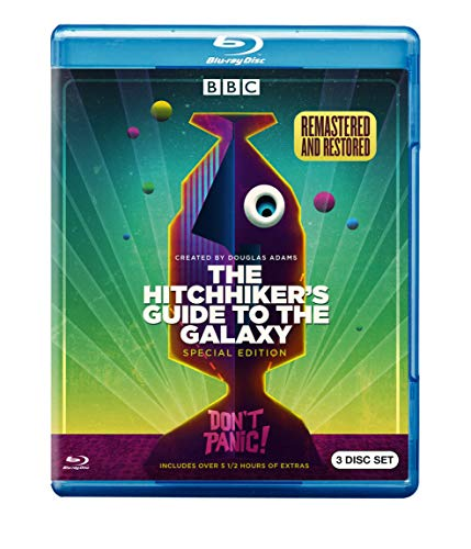 Hitchhiker's Guide To The Galaxy: Special Edition (BD) [Blu-ray]
