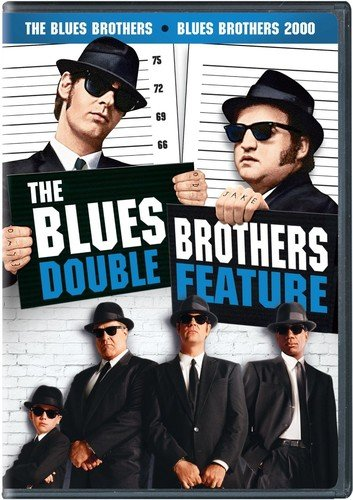 The Blues Brothers Double Feature (The Blues Brothers / Blues Brothers 2000)