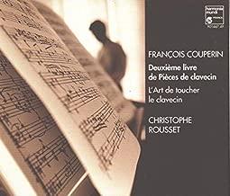 Couperin: Deuxieme Livre De Pieces De Clavecin 2nd Book for Harpsichord