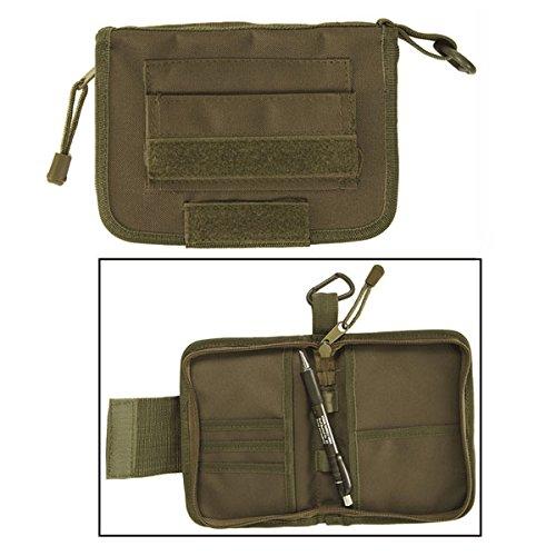 Tactical Edc Case Every Day Carry Tasche Flip Clutch Organizer Portmonee #16376