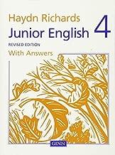 [(Haydn Richards Junior English Book 4 with Answers (Revised Edition) )] [Author: Angela Burt] [Dec-2004]