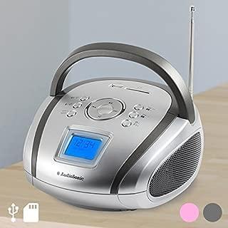 Amazon.es: radio cd portatil usb mp3