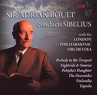 Sir Adrian Boult Conducts Sibelius by J. Sibelius (2010-03-09)