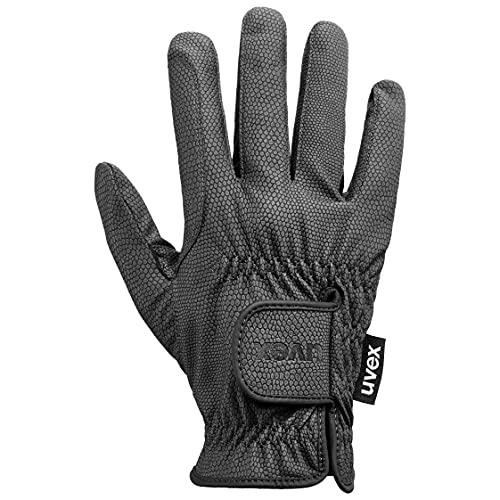 uvex Unisex– Erwachsene, sportstyle winter Reithandschuhe, black, 11