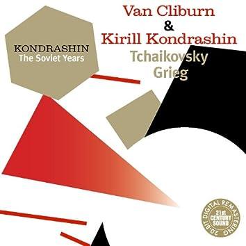 Kondrashin: The Soviet Years. Van Cliburn & Kirill Kondrashin - Tchaikovsky, Grieg