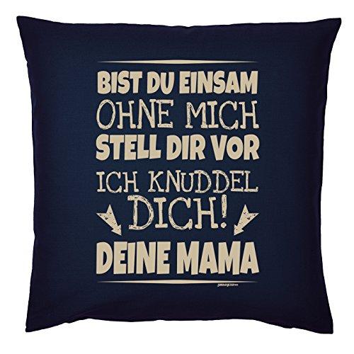 Art & Detail Shirt Coussin : Maman Mom Fête des Mères – TU esseulée sans moi je t'Petit. Votre maman – Comme Présent