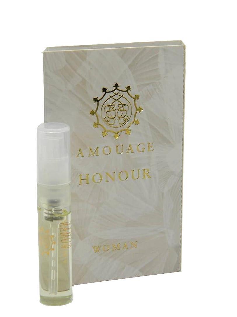 再現する提案作りますAmouage Honour Woman EDP Vial Sample 2ml(アムアージュ オナー ウーマン オードパルファン 2ml)[海外直送品] [並行輸入品]
