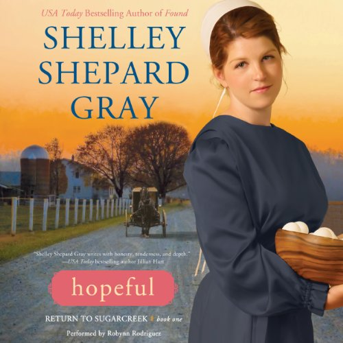 Hopeful audiobook cover art