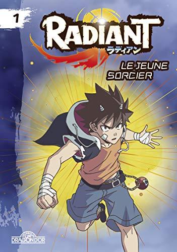 Radiant - Tome 1 - Le jeune sorcier - Lecture roman jeunesse - Dès 8 ans (1)