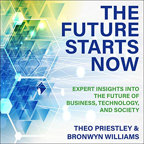 The Future Starts Now cover art