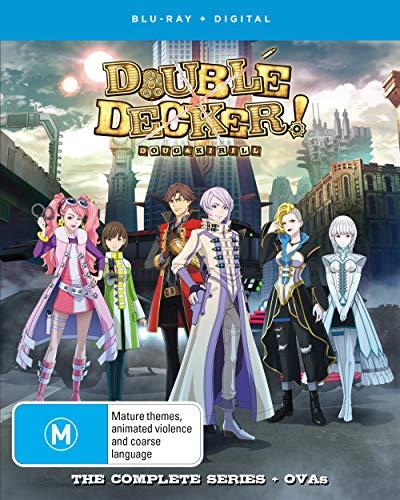 Blu-Ray - Double Decker Doug & Kirill: Complete Series (2 Blu-Ray) [Edizione: Stati Uniti] (1 BLU-RAY)