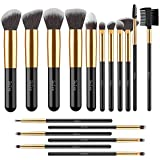 Makeup Brushes, SOLVE 17pcs Pr...