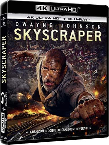 Skyscraper [4K Ultra HD + Blu-Ray]