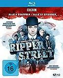 Ripper Street - Die komplette Serie - Alle 5 Staffeln - Alle 37 Episoden [Blu-ray]