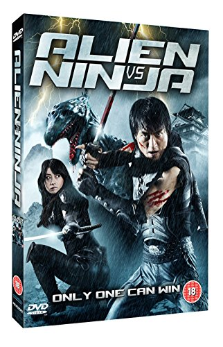 Alien Vs Ninja DVD LIMITED EDITION LENTICULAR SLEEVE Reino ...