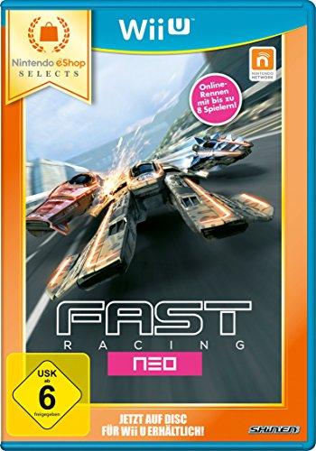 Nintendo WiiU FAST Racing