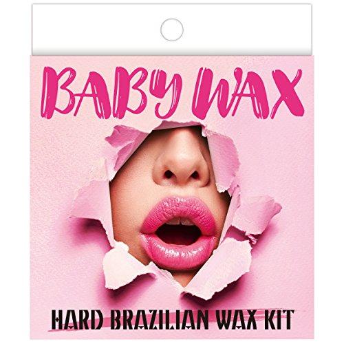 BABY WAX『ハード ブラジリアンワックスキット』