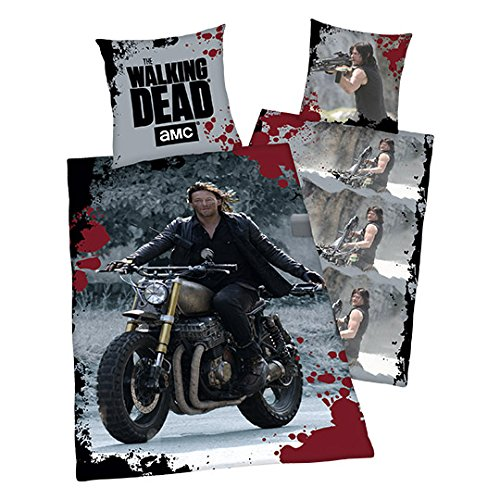 Herding Walking Dead Bettwäsche Daryl