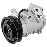AC Compressor & A/C Clutch For Dodge Caravan Chrysler Town & Country Voyager V6 2001 2002 2003 2004 2005 2006 2007 - BuyAutoParts 60-00812NA NEW