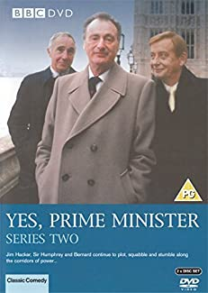 Yes, Prime Minister - Series Two