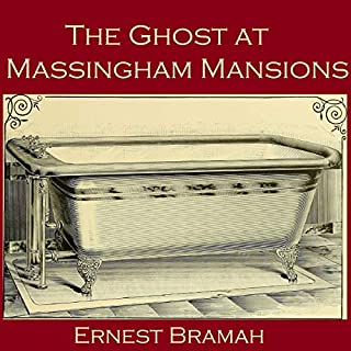 The Ghost at Massingham Mansions audiobook cover art