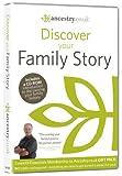 The Ancestry.co.uk Membership Gift Pack (PC CD)