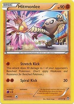Best hitmonlee pokemon card Reviews