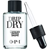 OPI Nail Polish Fast Drying Drops, Drip Dry Nail Lacquer Drying Drops, 3.2 Oz