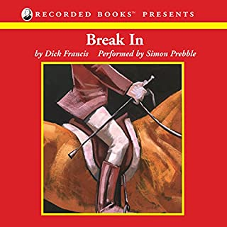 Break In audiobook cover art