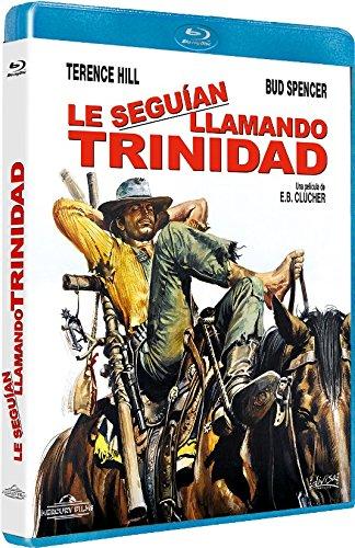 Trinity Is STILL My Name! ( Continuavano a chiamarlo Trinità ) [ Blu-Ray, Reg.A/B/C Import - Spain ]