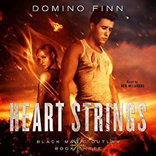 Heart Strings     Black Magic Outlaw, Book Three              By:                                                                                                                                 Domino Finn                               Narrated by:                                                                                                                                 Neil Hellegers                      Length: 7 hrs and 26 mins     147 ratings     Overall 4.4