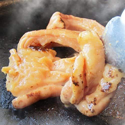 牛 タレ漬け アカセン(ギアラ) 200g 焼肉用 買えば買うほどオマケ付き!《*冷凍便》