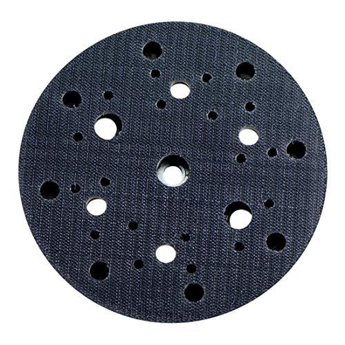 METABO 624740000 - Plato de apoyo con enganche velcro 150 mm 8 perforaciones dureza media