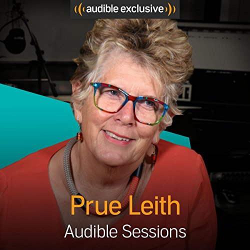 Prue Leith audiobook cover art