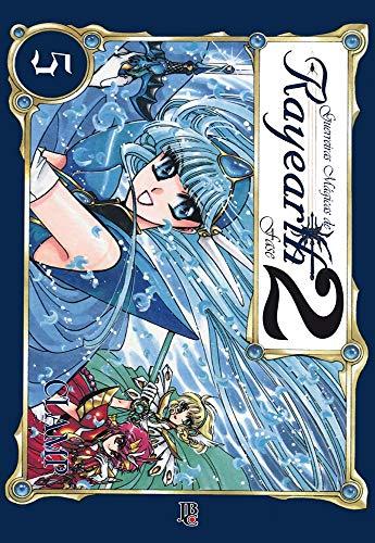 Guerreiras Mágicas de Rayearth- Especial - Vol. 5