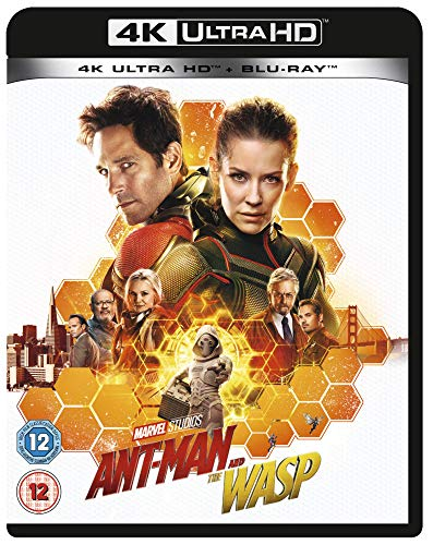 Ant-Man and the Wasp [Blu-Ray] [Region Free]
