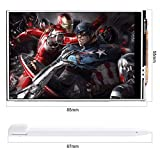 kuman 3.5 Inch Touch Screen TFT Monitor LCD Display SPI with Touch Pen for Raspberry Pi 3B+ / 3B,Pi 2B, Pi Zero W, Pi A/A+ / B/B+ Pantalla Táctil SC106