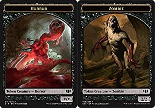 Best zombie horror token mtg Reviews