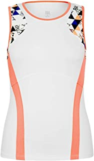 Tail Women`s Darien Tennis Tank White ()